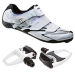 Shimano R170 + R540 | Road Shoe/Pedal Combo