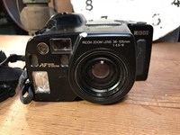 Minolta Dynax 5000i 35-80mm Lens Made in Japan Working Condition