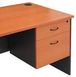 Kellys - Express 2 Drawer Fixed Pedestal