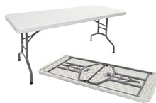 Kellys - Express Poly Folding Table