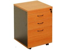 Kellys - Express 2 File Drawer Mobile Pedestal