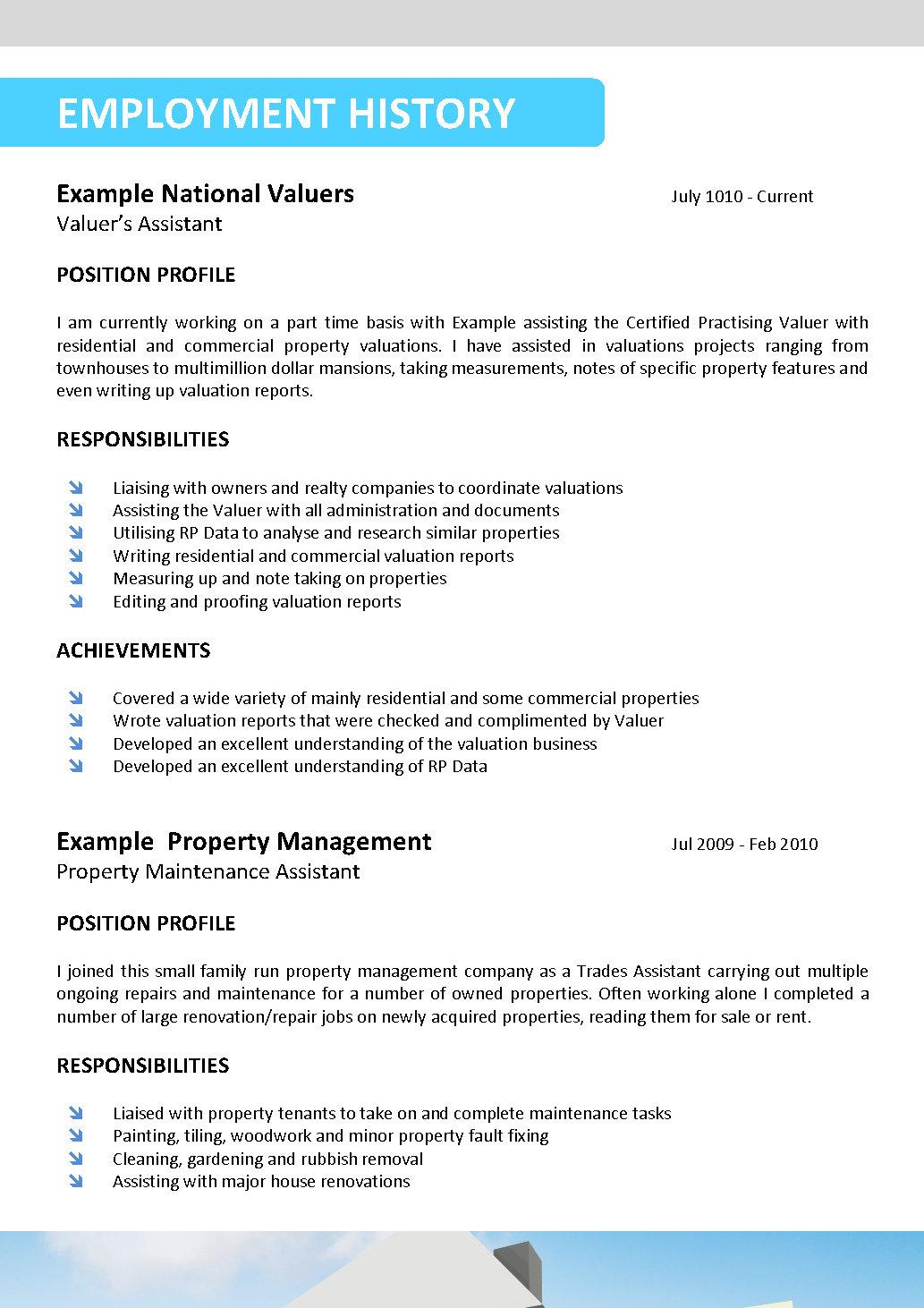 estate agent design resume design real estate agent resume template