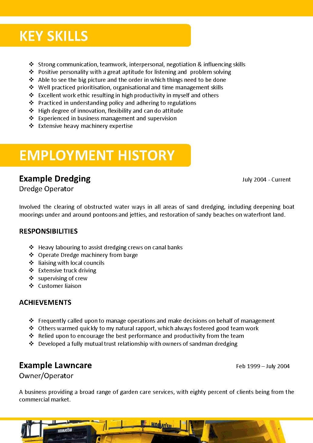 Mining Resume Sample Job Cover Letter Examples Quality Mining ...