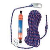ROPELN006 : SPANSET 11mm anchorage line x 15mtr c/w adjuster and shock absorber (3108SA-0x15).