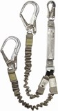 LANYRD006 : SPANSET Lanyard - 1.8mtr Twin Access Elasticated (3058E-0x1.8)