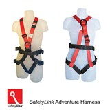 REC.HARN020:  SafetyLink Adventure Harness