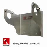 LADFX006 :  LadderLink - Pole Permanent Bracket