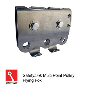 REC.PULL006 : SAFETYLINK Pulley - Multi Point NON PASS THROUGH