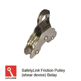 REC.PULL008 : SAFETYLINK Friction Pulley (Shear Device)