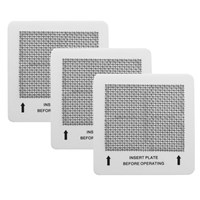 Popular 3 ceramic Ozone Plates for Ionic or Ozone Air Purifiers