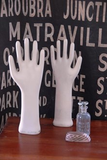 Industrial Porcelain Glove Molds
