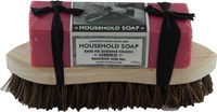Household Soap and Brush