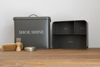 Shoe Shine Box - SECONDS