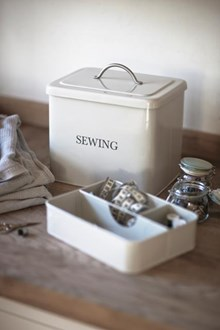 Sewing Box - SECONDS