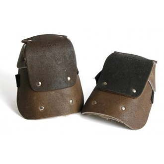 Garden Leather Knee Pads