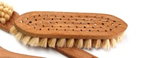 Scrubbing Brush open weave
