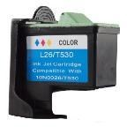 Lexmark 26 10N0026 Tri-Colour New Compatible Cartridge