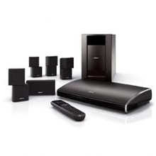 Bose - Lifestyle® 525 Series III Home Entertainment System