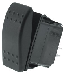 LV5105 - Sealed Rocker Switch (Mom On)/Off/(Mom On)