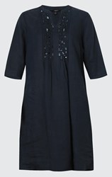 Verge - french ink faith dress