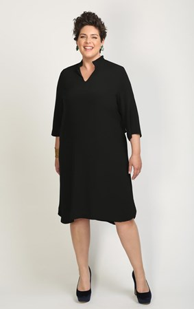 FINAL SALE - Ginger - cape dress