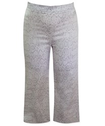 FINAL SALE - Sandra Soulos - boa crop pant
