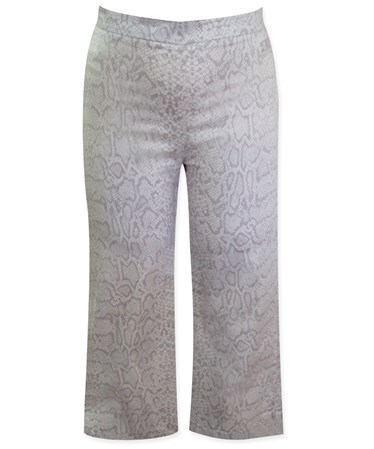 SALE - Sandra Soulos - boa crop pant - final clearance