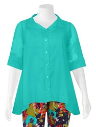 SALE - I own this ship - lucky 7 shirt in mermaid - final clearance