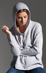 SALE - Optimum -silver self spot hoodie - final clearance