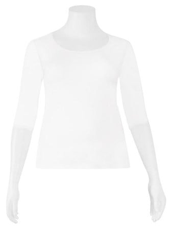 FINAL SALE - Weyre - scoop top