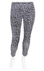 FINAL SALE - Cooper - cutting shapes pant