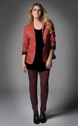 SALE - eDesign - the same dream pant in plum - final clearance
