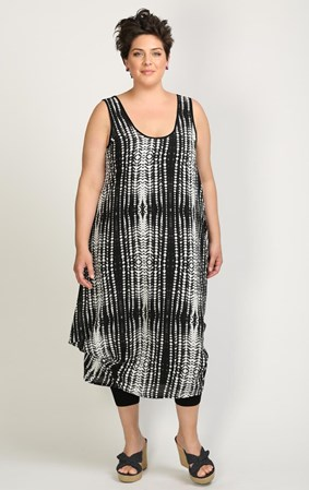 FINAL SALE - Jacki Peters - cosmos dress