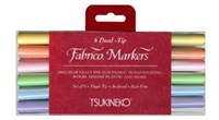 Fabrico Marker Sets of 6 - Sorbet