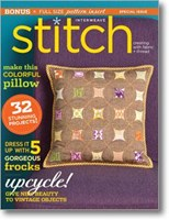 Stitch Magazine 2012 Fall by Interweave