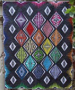 Empire Place Block of the Month by Sassafras Lane - Pre order for February 2016 start