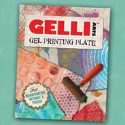 Gelli Plate - 12 by 14 inches - large