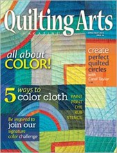 Quilting Arts Magazine Issue 56 April May 2012
