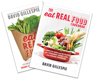 Eat Real Food and ERF Cookbook bundle