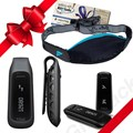 Fitbit ONE Black and Fly Active Gift Pack