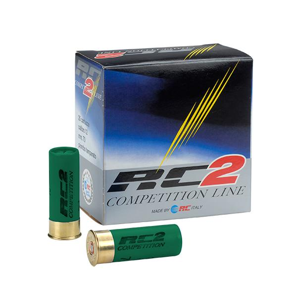 Rc2 low recoil 250 shells for 12 ga recoil table