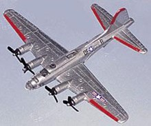 B-17 Flying Fortress (Approx. 3.5