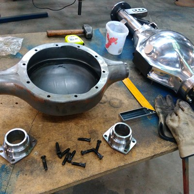 9 inch Ford Diffs we don't skimp on cheap parts and here is why