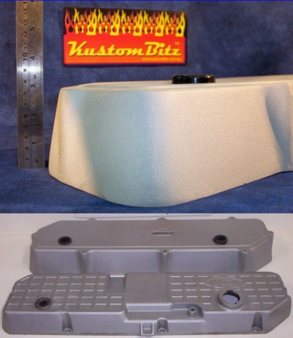Ford Crossflow 4.1 Super Tall Alloy Valve Cover