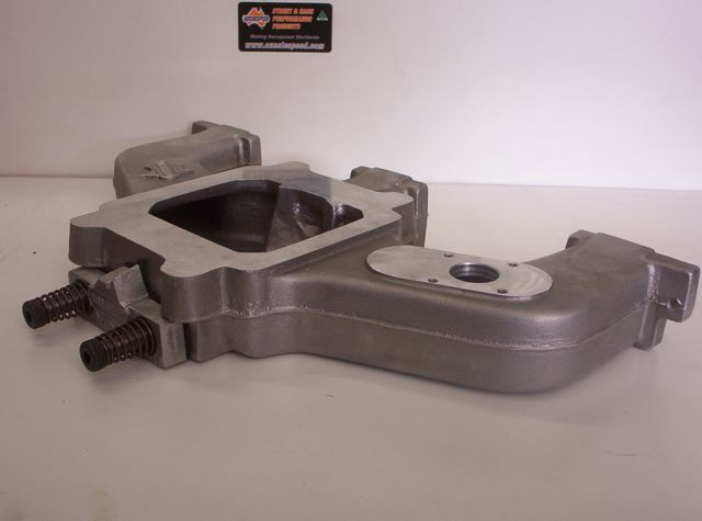 Holden 6 Cylinder 186 202 Red motors AussieSpeed Blower Intake Manifold -  will suit Eaton M90 or Terra Charger Superchargers