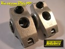 Yella Terra Ford 5.0, 5.8 Litre 289, 302, 351 Windsor Roller Rockers with Trickflow & Wilburt heads - Platinum Race series 1.6:1, Twin Shaft Type, 5/16 Bolt on Adjustable YT5027