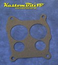 Carb Gasket Holley Style paper gasket - Spread bore 4 Barrel 4 hole