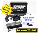 Ford Crossflow 6 Cyl ICE Ignition Kit - High Energy Ignition system - Race Series 7 Amp 2 Step RPM Limiter 7642MC