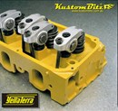 Yella Terra Ford 302, 351 Cleveland Roller Rockers - Platinum Race Series 1.73:1, 7/16 single shaft YT6321