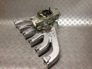 Chrysler Hemi six 4 barrel high riser manifold AussieSpeed - Holley Flange Short Runner